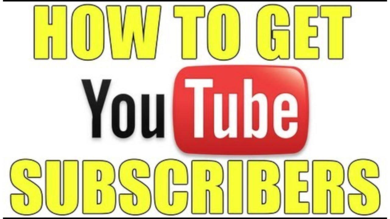 get youtube subscribers Archives - QQSumo Blog